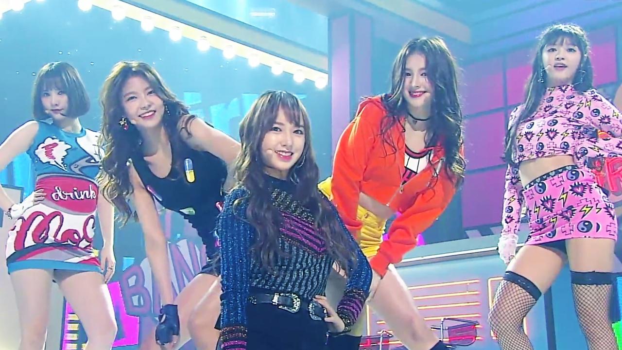 SBS 인기가요 890회 썸네일 이미지