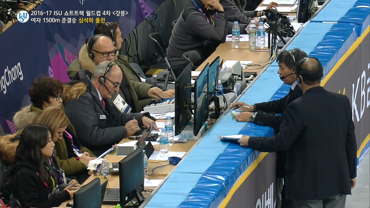 ISU 국제빙상대회 [쇼트트랙 월드컵 4차] 1... 36회 썸네일 이미지