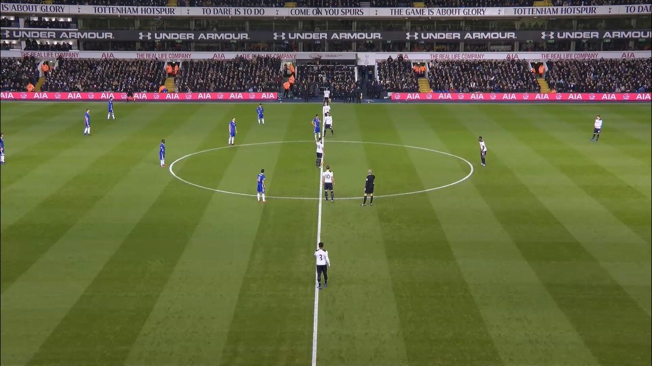 16-17 잉글리시... [20R] 토트넘 vs 첼시 344회 썸네일 이미지