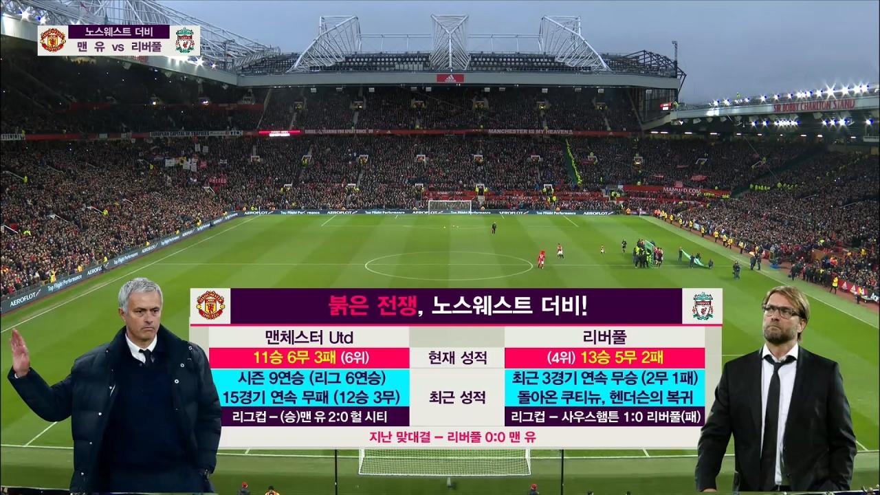 16-17 잉글리시... [21R] 맨유 vs 리버풀 350회 썸네일 이미지