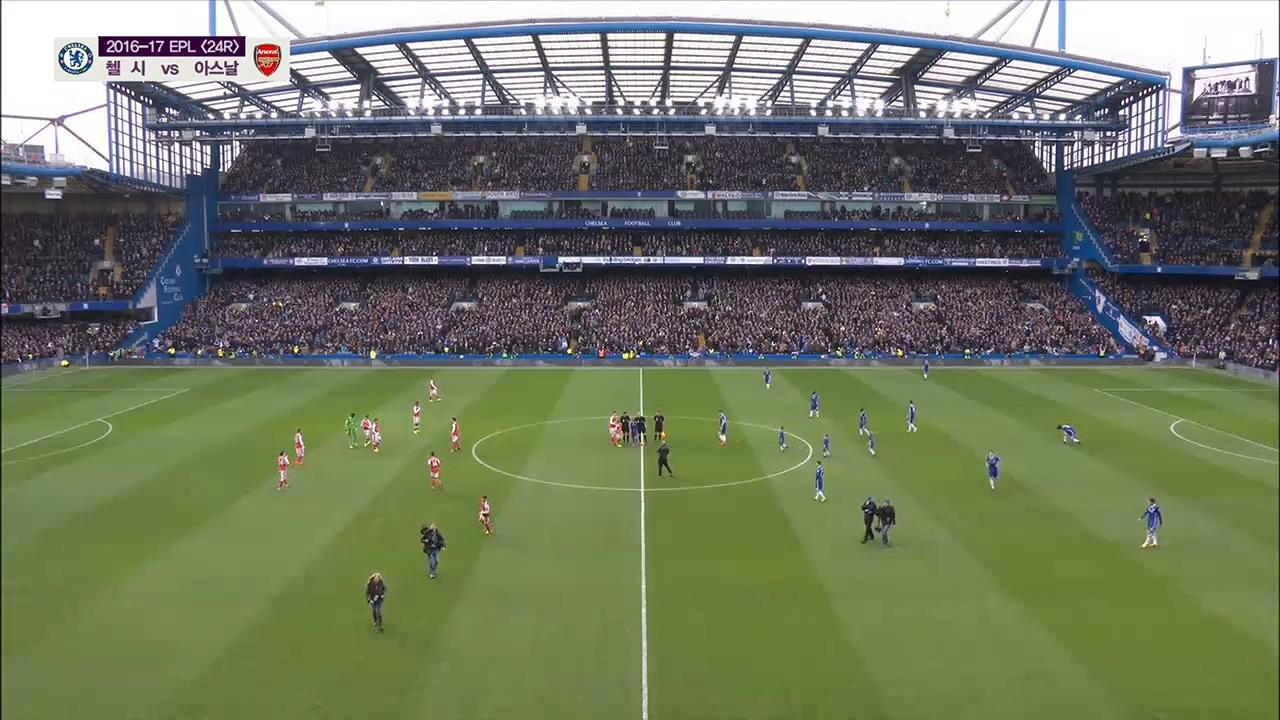 16-17 잉글리시... [24R] 첼시 vs 아스날 360회 썸네일 이미지