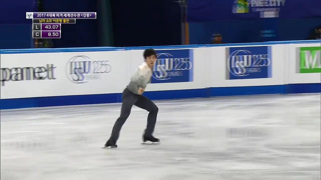 ISU 국제빙상대회 [4대륙 피겨선수권] 남자 ... 50회 썸네일 이미지