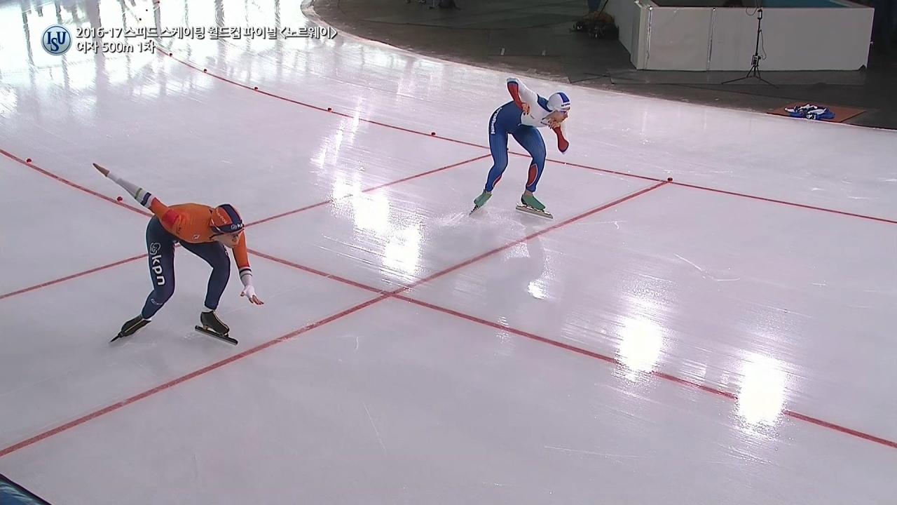 ISU 국제빙상대회 스피드스케이팅 월드컵 파이널 53회 썸네일 이미지