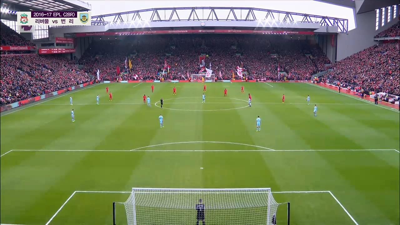 16-17 잉글리시... [28R] 리버풀 vs 번리 381회 썸네일 이미지