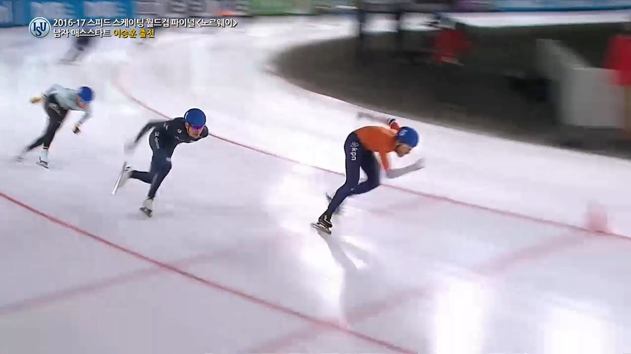 ISU 국제빙상대회 스피드스케이팅 월드컵 파이널 54회 썸네일 이미지