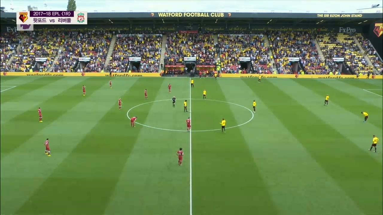 EPL [1R] 왓포드 vs 리버풀 445회 썸네일 이미지