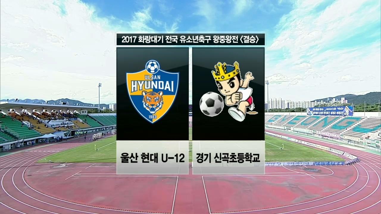 SBS스포츠 축구 [결승] 화랑대기 유소년축구... 16회 썸네일 이미지