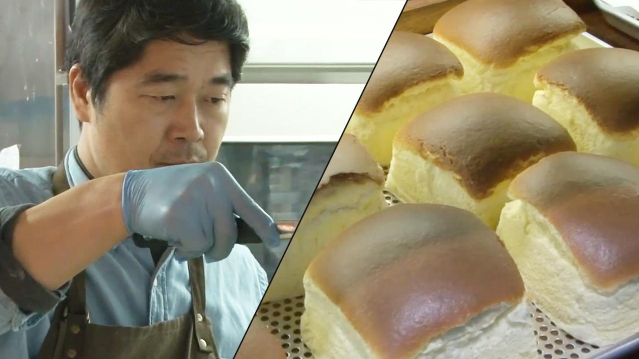 생활의 달인 인생빵집, 카스티야의 달인 602회 썸네일 이미지