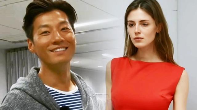 김성수-이천희, 미녀모델 등장에 '함박웃음'