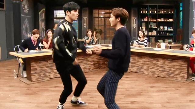 장기하-로이킴, 댄스 실력 선보여 '훈남들의 막춤'