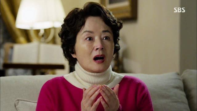 김영애, 왕지혜가 보낸 동영상에 경악 썸네일 이미지