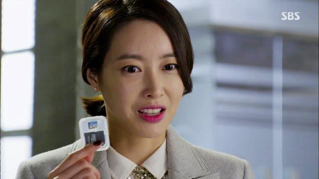 왕지혜, 살해 장면 담긴 메모리카드로 정겨운 협박 썸네일 이미지