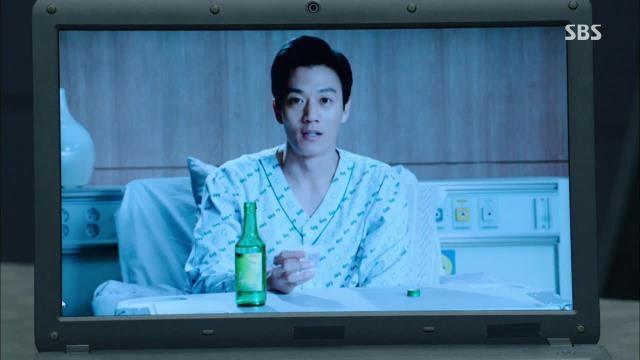 [19회] 김래원, 소주 한 잔과 함께한 마지막 인사