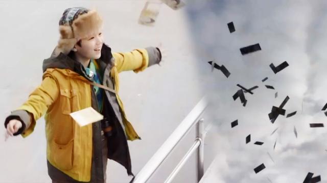 [2회] 전진서-류현경, 하늘에 지폐 뿌려 이현우 구출