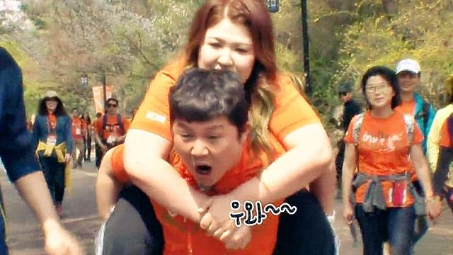 조세호-료헤이-박민우, 이국주 업기 도전! 과연 승자는?