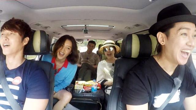 채정안 가수시절 노래에 다들 '흥 폭발'