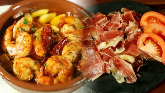 박형준의 스페인 요리 '청춘스타의 맛집'