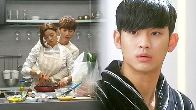 전지현-박해진 결혼생활 상상, 김수현 질투 폭발