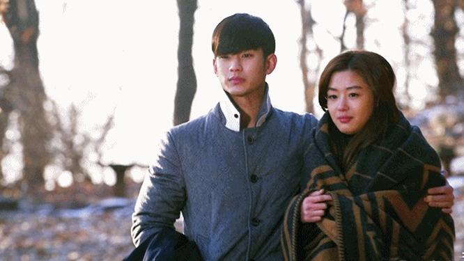전지현, 김수현, 별그대