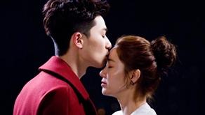 따뜻한 말 한마디 박서준-한그루 커플 이미지