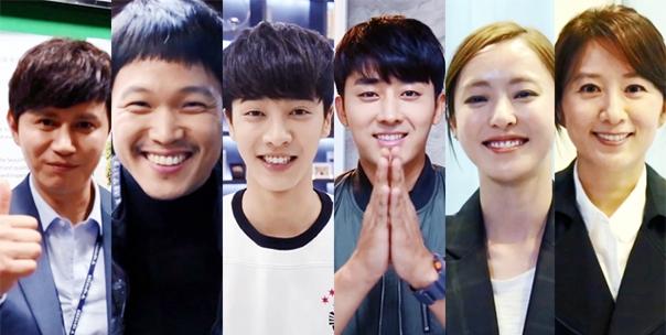 미세스 캅 배우들의 종방소감!<br> 굿바이 강력 1팀! 행복했습니다♥