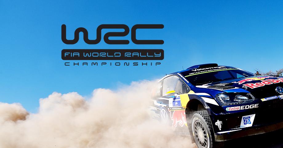 WRC 월드랠리챔피언십