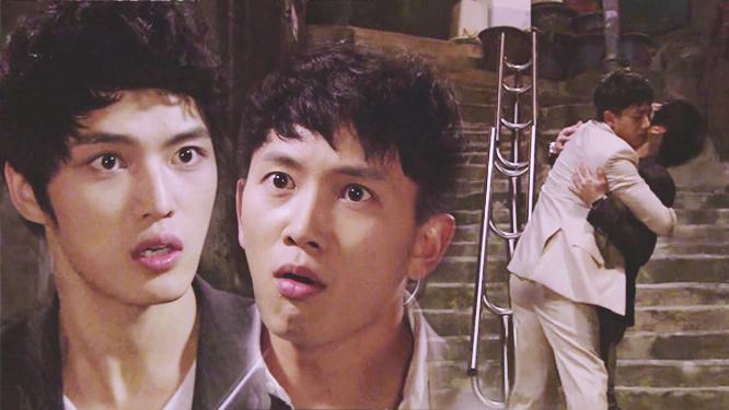 [차&차 커플] 지성, 김재중에 애정 표현 '내가 위로해줄게'