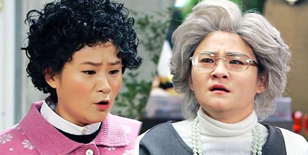 웃음도 눈물도 싹 다 잡았다!!<br> 배우 뺨치는 '연기 천재' 김신영!