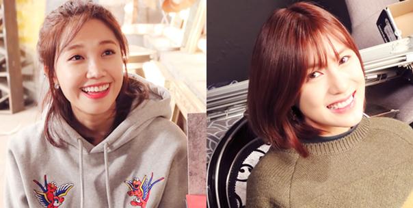 설 특집! 씬스틸러에 찾아온 두 명의 요정!<br> 은지·하영♥ 생생한 촬영 현장 大공개!!