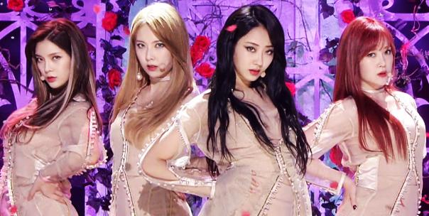 최초공개! 과감 퍼포먼스로 돌아온 여신들<br> 섹시 여왕들의 고혹적인 컴백 무대!