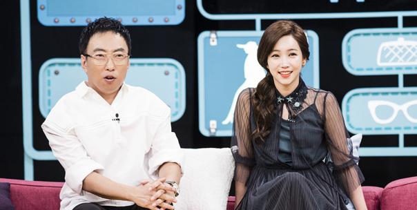 빙구미 뿜뿜 터지는 황혜영의<br> 낭만 일탈에 스튜디오도 폭소 뿜뿜!