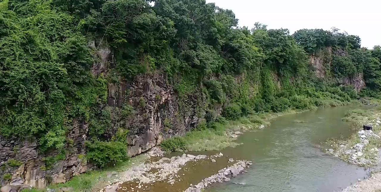 한탄강 지질공원 생태계 보호도 중요하다