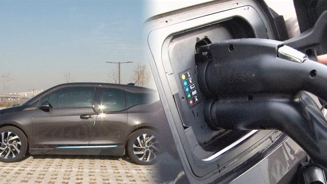 전기차, 연료비 걱정없는 친환경 자동차