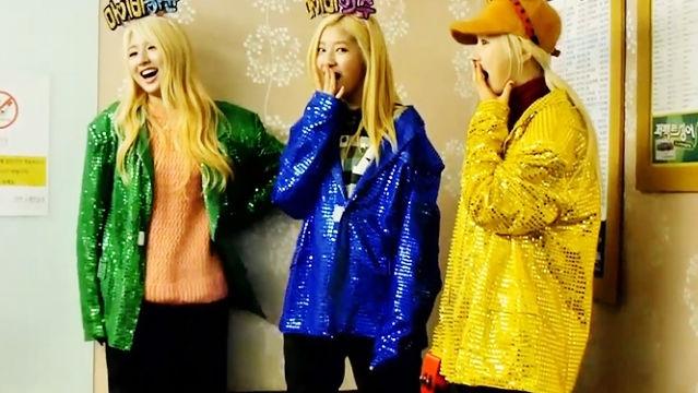 흔한 걸그룹이 노래방에서 노는 방법!
