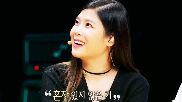 """OST퀸 린, """"혼자있지 않아 행복"""" 잇몸 미소"""