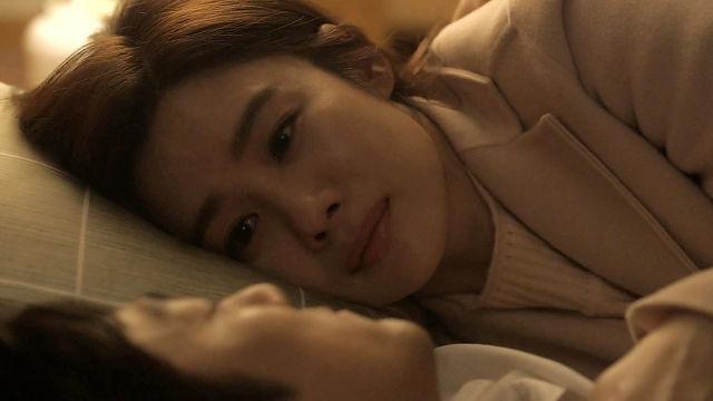 김현주, 잠든 지진희 옆에 누워 애달픈 마음에 '눈물글... 썸네일 이미지
