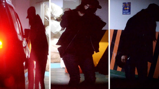해외 성매매 혐의 유명 여가수 극비리에 검찰 출두! 썸네일 이미지