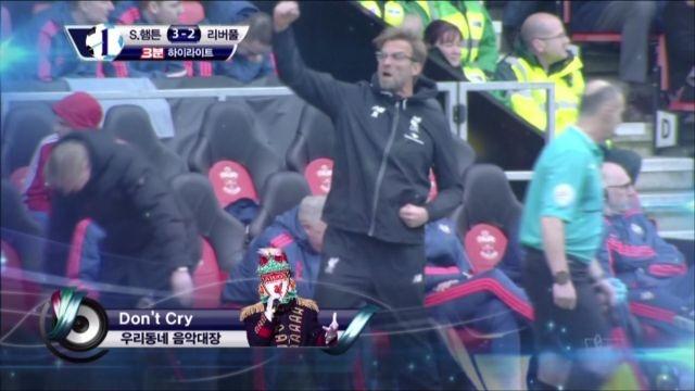 31R 사우스햄튼 VS 리버풀 3분 하이라이트 썸네일 이미지
