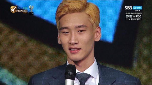 '꿈의 드림팀' 남자부 베스트7
