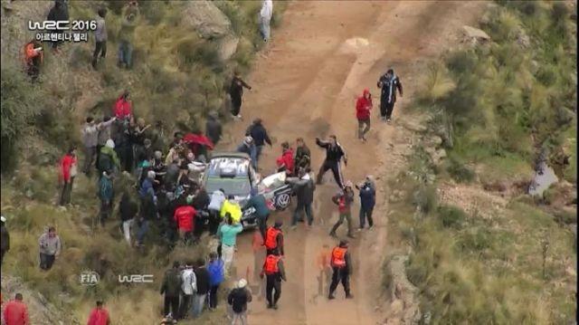 오직 WRC에서만 볼 수 있는 광경! 썸네일 이미지
