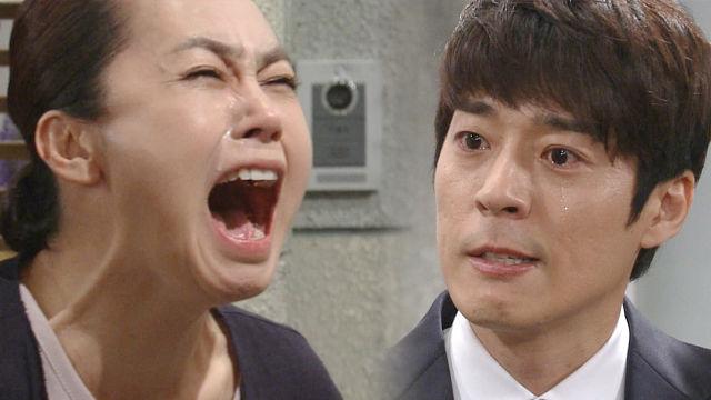 """[110회] 서지석, 김선경에게 마지막 외침 """"나 당신 아들 아닙니다"""""""