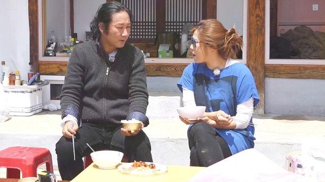 신효범 '외국인 여친'에게만 밥해줬다는 김도균에 버럭!