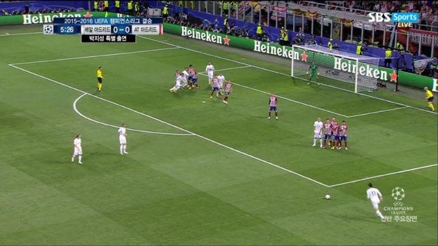 레알 마드리드 vs AT 마드리드 전반 하이라이트 썸네일 이미지