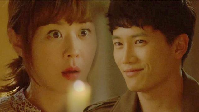 지성♥최강희, 풋풋한 프러포즈 '사랑의 3단 콤보' 썸네일 이미지