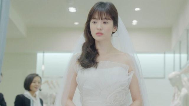 청순 '여신' 송혜교,  무결점 새신부 썸네일 이미지