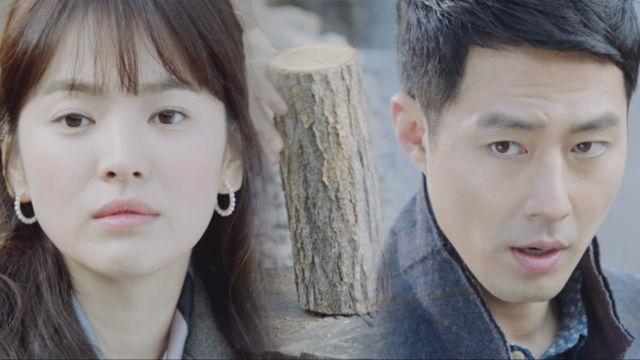 '시크美' 폭발 송혜교, 조인성 방황하는 '눈빛' 썸네일 이미지
