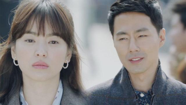 '여심사냥꾼' 조인성, 송혜교와 '동심' 데이트 썸네일 이미지