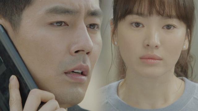 '순애보' 폭발 조인성, 송혜교 도도함 '절정' 썸네일 이미지
