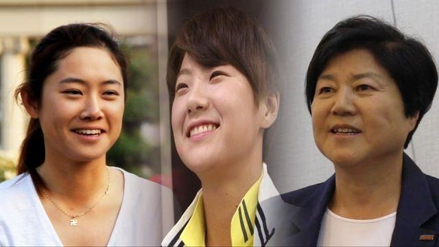 [한국여자오픈] '인터뷰쇼 신발끈' 역대 우승자들을 만나다!