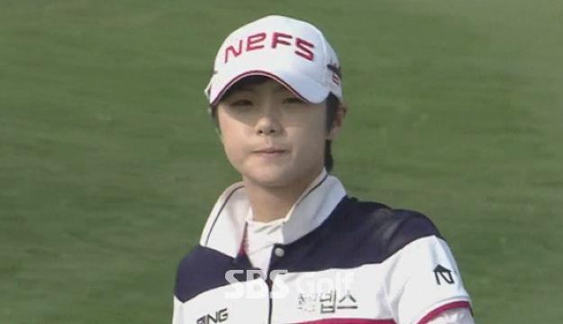 [한국여자오픈 2015] '여왕 탄생 신호탄' 박성현, 2015 한국여자오픈 2R